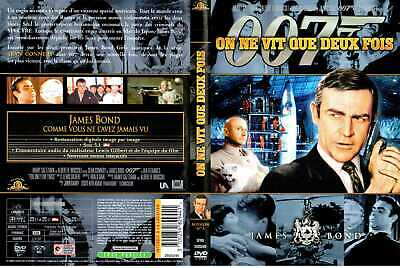 DVD On ne vit que deux fois | Sean Connery | Action - Aventure | James Bond