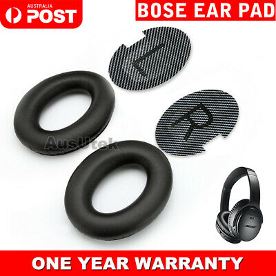 Replacement Ear Pads Pad Cushions for Bose® QuietComfort 35 QC35 II Headphones