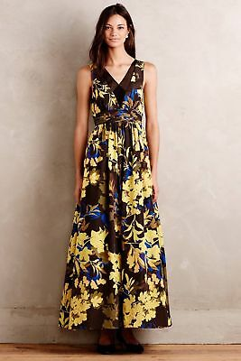 b37c3c671fc8a NIP ANTHROPOLOGIE VENDELA maxi dress by Moulinette Souers size 0 ...