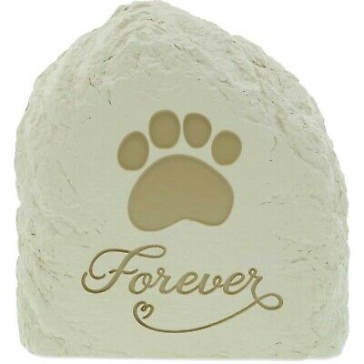 AngelStar Rock Shaped Pet Urn Capacity of 54 cubic inches Forever