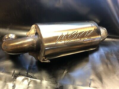 MBRP Trail Muffler Exhaust for Skidoo REV 500SS 2003-2007