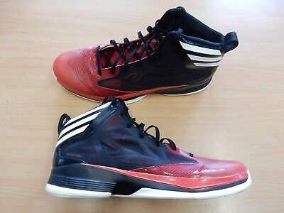 new styles 827db ce4e5 adidas Crazy Fast Basketball Trainers Size UK 16 Eur 52 2 3