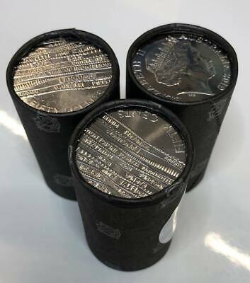2019 50c International Year of Indigenous Languages COIN ROLL NEW RELEASE RARE
