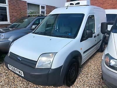 2008 Ford Transit Connect 1.8TDCi FRIDGE VAN COMPLETE WITH M.O.T AND WARRANTY