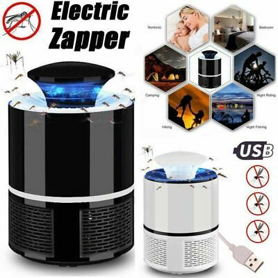 Electric Fly Bug Zapper Mosquito Insect Killer LED Light Trap Lamp Pest-Control