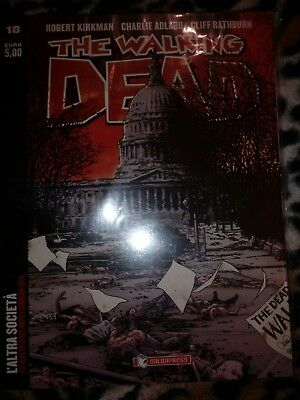 THE WALKING DEAD 18 Variant Cover Comicon Napoli Edizione Speciale 2014 nuovo