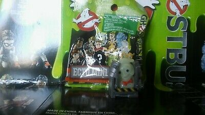 """GHOSTBUSTERS ECTO MINIS /""""FEMALE GHOST/"""" FIGURE MATTEL"""