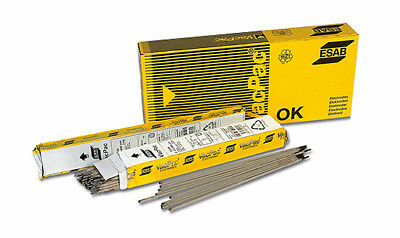 Esab E316L OK63.30 Stainless Welding Electrode rods 2.5mm **Next Day Delivery**