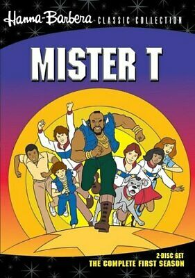 Mister T: The Complete First Season (Season 1) (2 Disc) DVD NEW