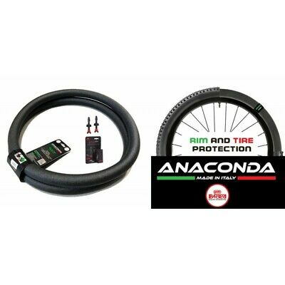 Kit antiforatura MTB mousse salsicciotto interno BARBIERI ANACONDA 26""