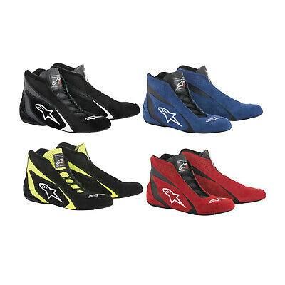 Alpinestars SP Race FIA Approved 8856-2000 Racing Rally Car Boots Shoes - 271051