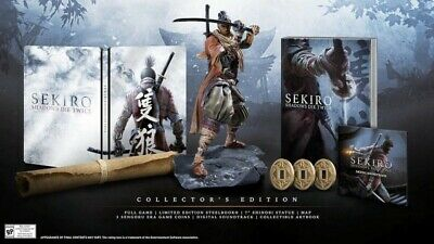 Sekiro Shadows Die Twice édition collector EN STOCK Xbox One