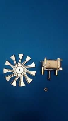 Hoover HSO8650X FORNO FAN MOTOR D01490 18W 42817724-Genuine PART
