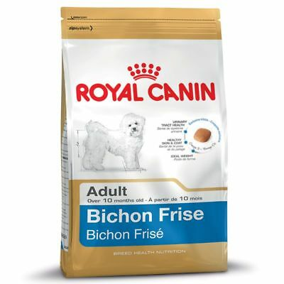 Royal Canin Breed Bichon Frise Adult croquettes lot de 3 x 1,5 kg