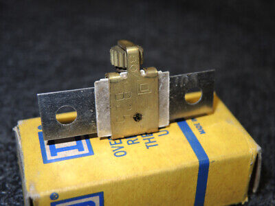 Square D B25 Overload Relay Heater Unit