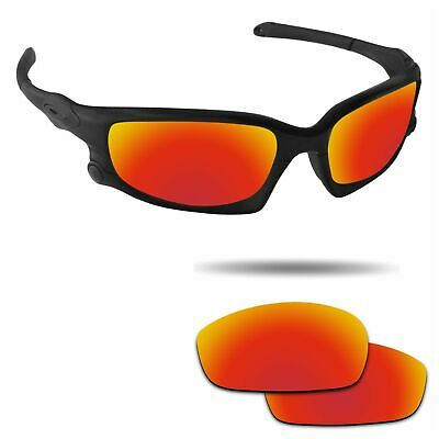 83aed97ab9 Fiskr Anti-saltwater Polarized Replacement Lenses for Oakley Split Jacket  Sungla