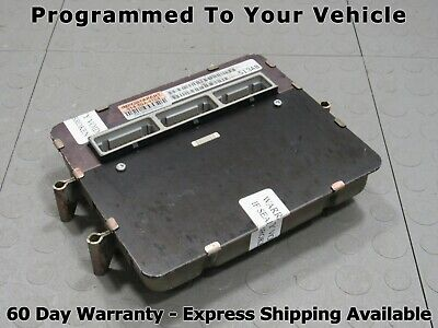 01 GRAND CHEROKEE 4 0 ECU ECM PCM Engine Control Computer 56041783AC