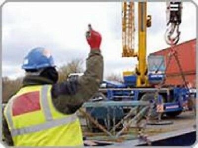 2019 CPCS A40 Slinger Signaller & A95 Pick and Carry Theory Test & Answers