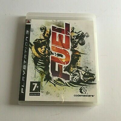 Fuel Ps3 (Playstation 3) Game Cheapest On Ebay..