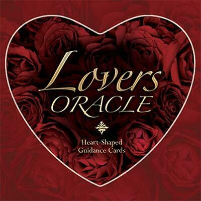 Lovers Oracle Heart Shaped Cards by Toni Carmine Salerno 9780980555035