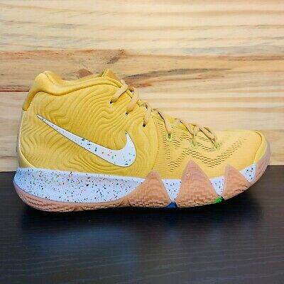 e0090ddfc6d Nike Kyrie 4 Cinnamon Toast Crunch CTC Limited Edition Men s Size 8 BV0426- 900