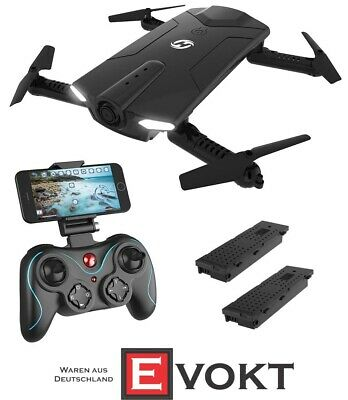Holy Stone HS160 Shadow Foldable mini FPV Drone with 720P HD Wifi CAMERA