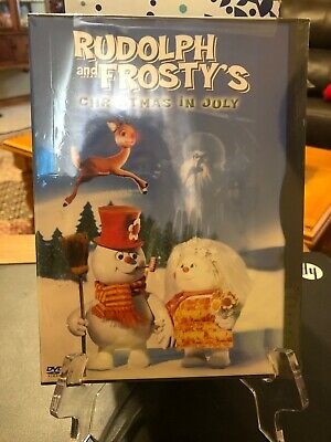 Rudolph And Frostys Christmas In July Dvd.Rudolph And Frostys Christmas In July On Dvd 4 72 Picclick