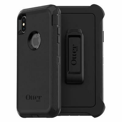 OtterBox DEFENDER SERIES SCREENLESS EDITION Case for iPhone Xs Max - BLACK