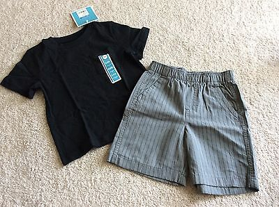 NWT Baby/Toddler Boy 2 Pieces Set/Outfit 24 Months Black/Gray Circo From Target