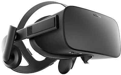 Oculus Rift + Touch Controllers [Bundle] - last upgrade