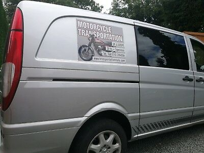 Motorcycle Transport motorbike Collection Delivery from £99 all UK