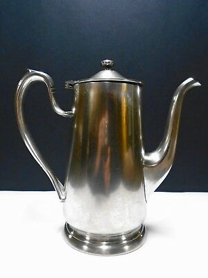 Antique Victor S. Co. Silver-plated Pitcher 48 Ounces Very Good Condition