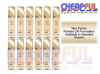 Max Factor Radiant Lift Long Lasting Radiance Foundation 30ml