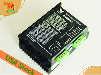 Wantai 1PC Stepper Motor Driver DQ860MA 7.8 a 128Micro 24-80V