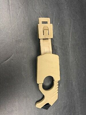 Gerber Strap Cutter Emergency Rescue Tool With Glass Breaker Nsn'd
