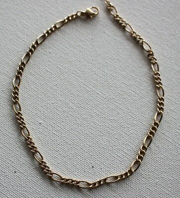 1c4a09f5a50 Nordstrom BP Womens Gold Chain Link 11.5