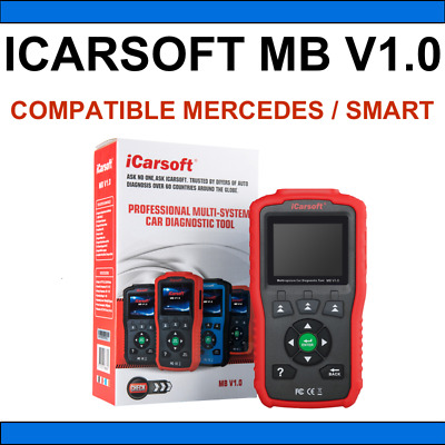 Interface Diagnostic iCarsoft MB V1.0 Diagnostic PRO tous systèmes Mercedes