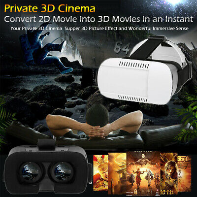 Andoer Virtual Reality VR Headset 3D Glasses for Android IOS Smart Phones J1T9