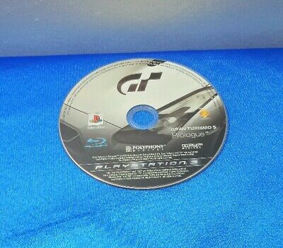 Juego Sony Playstation 3 Ps3 Solo Disco - Gran Turismo 5 Prologue