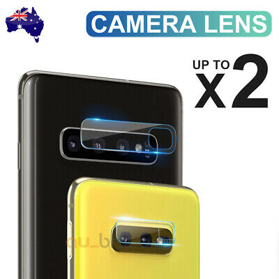 Samsung Galaxy S10 Plus S10E Back Camera Lens Tempered Glass Screen Protector