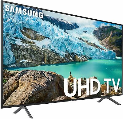 NEW Samsung 43 Inch RU7100 4K UHD HDR Smart LED TV Series 7 2019 UA43RU7100WXXY