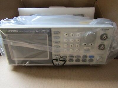 ISO-TECH AFG-21105 Arbitrary Waveform Generator 5MHz DDS Signal - J6 7816849