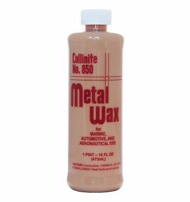 Collinite #850 850 Metal Wax - Brand New