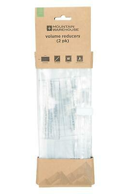 Mountain Warehouse Unisex Air/Water Tight Volume Reducer Plastic Bag - One Size
