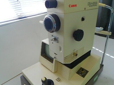 CANON CR4-45NM Non-Mydriatic Retinal Camera.