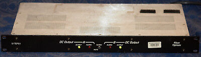 GE SECURITY 517EPS1 Fiber Options EXTERNAL POWER SUPPLY !!! POWERS UP !!!