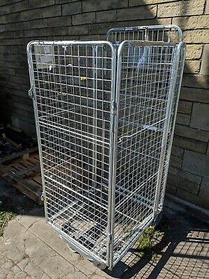 Retail Warehouse Stock Loading Cage - approx. 68cm x 168cm