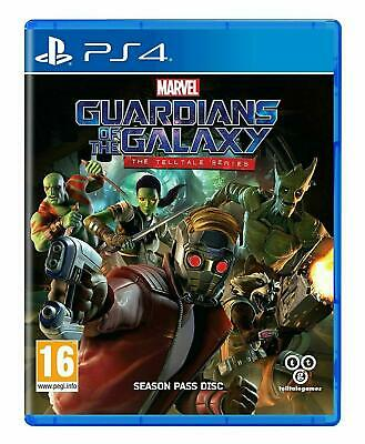 Marvel's Guardians of the Galaxy The Telltale Series (PS4 VIDEO GAME) *NEW*
