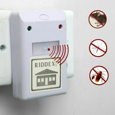 Ultrasonic Pest Repeller Electronic Insect Repellent Control Device MOUSE RATUS