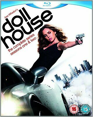 Dollhouse - The Complete Series (Blu-ray, 6 Discs, Region Free) *NEW/SEALED*